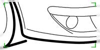 Detailfoto (hoek)